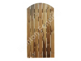 Bowed Ribbed Decking