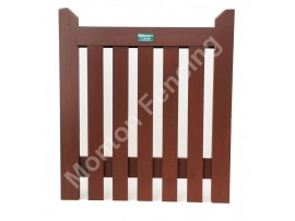 Planed Jointed Gate