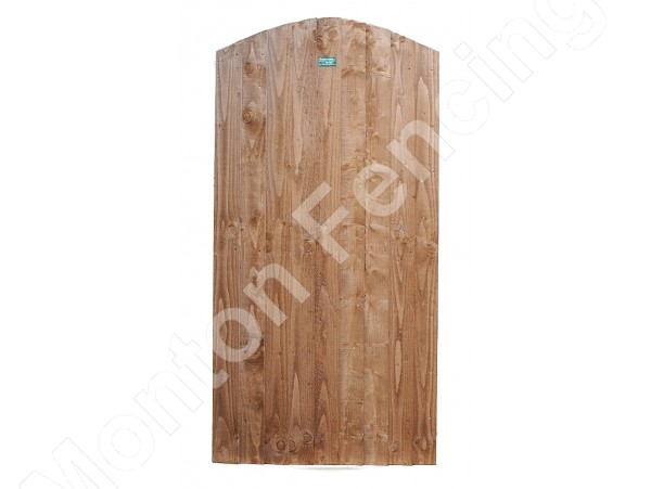 Bowed Vertical Board