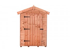 Budget Shed – Apex 4ft x 4ft