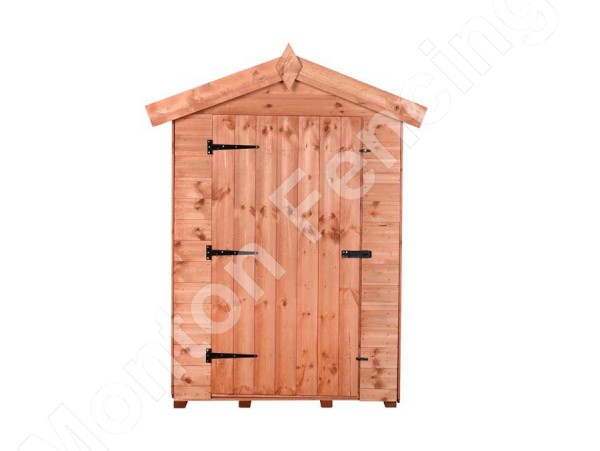 Budget Shed – Apex 8ft x 5ft
