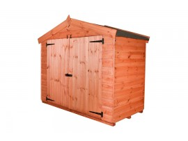 Apex Bike Shed - 6 x 3