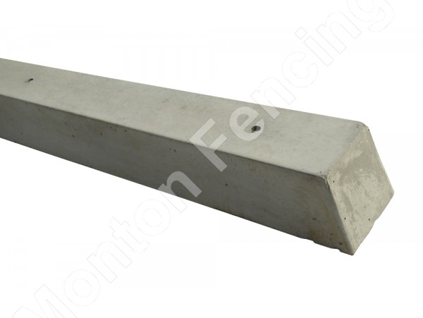 "Concrete Rail Post 4"" x 4"""