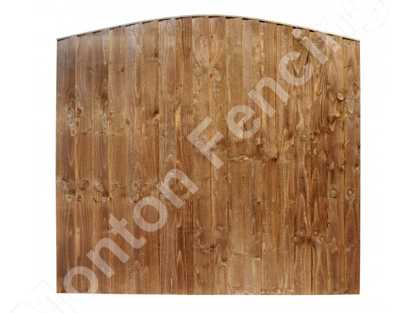 Arched Vertical Panel