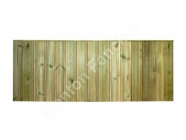 Decking Ribbed Panel