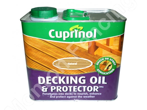 Cuprinol Decking Oil