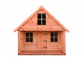 Kids Chalet 8ft x 7ft (8 x 4 internal)