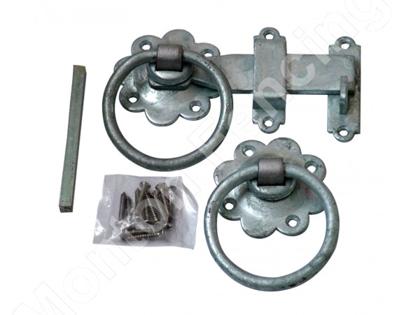 Galv Ring Latch