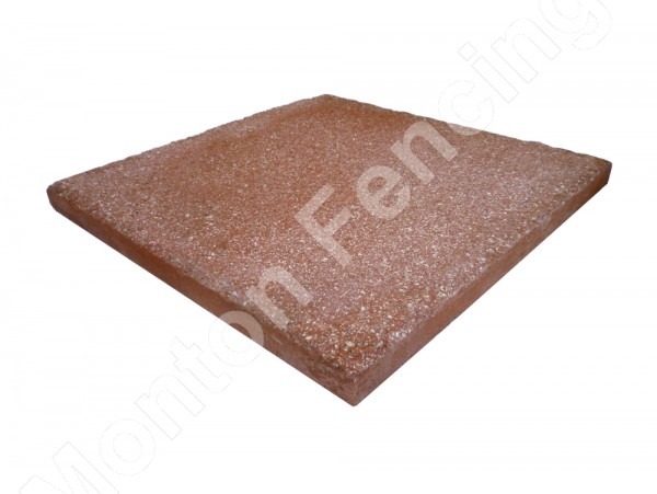 Red 38mm Paving