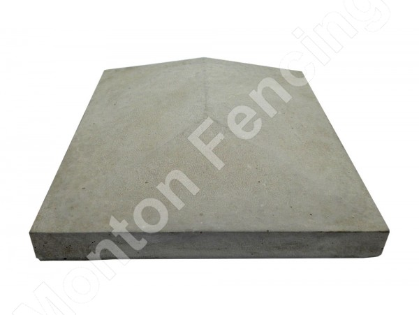 Wall Coping End Cap 11""