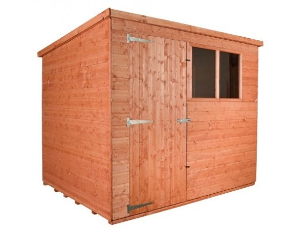 Super Strong Shed Model A – Pent 8ft x 5ft
