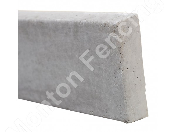 "6"" Plain Concrete Base"