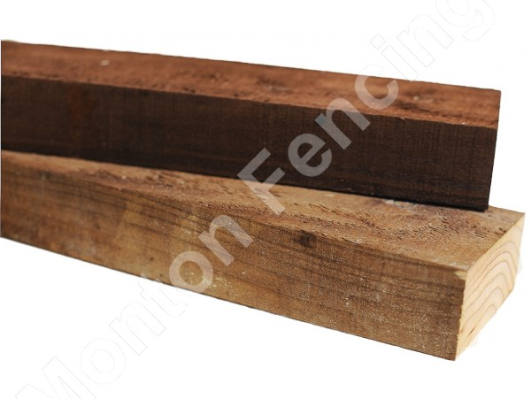 Timber Gate Rail 100 x 50