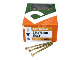 Wood Screws 10 x 3""