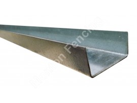 Galvanised U Channels