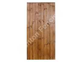 Flat Top Match Board gate