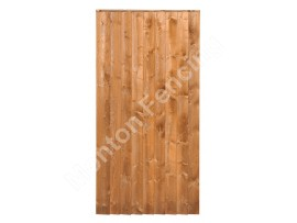 Economy Vertical Board Gate