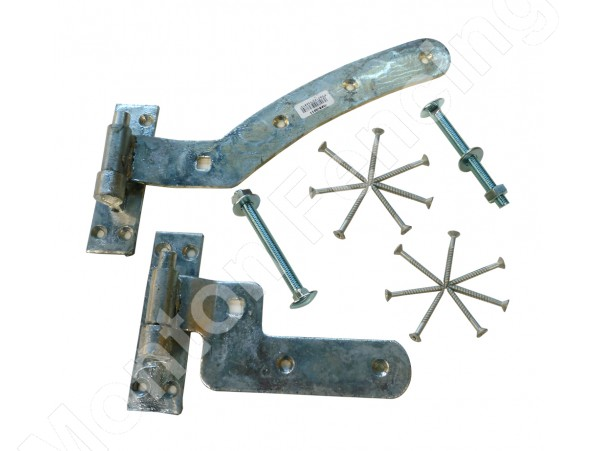 Curved hinges