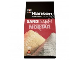 Sand & Cement Mortar